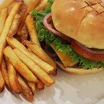 an All-American Burger