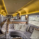New **Chepe Express Train - May 2018