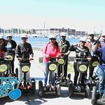 Book a #Segway #Tour in #Boston today! Whether it is a #corporate or a #family #event, it's alwa