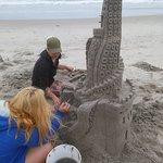 San Diego Sand Castles Photo