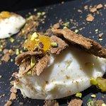 Cannolo alla siciliana sbriciolato con pistacchio