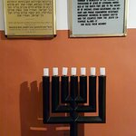 Kadish dedicated to murdered jews in Kaunas