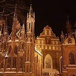St.Annes Church in Vilnius