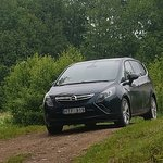 My car for your service OPEL ZAFIRA MPV TOURER