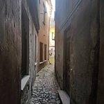 Shortest street in Vilnius