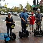 Visiting the #Boston to see the #Redsox this season? Join us on a #Segway #tour during your #fam