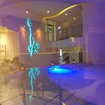 Spa comfort. Beautiful place and lovely hearted staff.