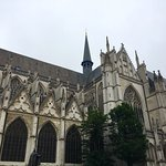 圣弥额尔圣古都勒主教座堂(Cathedrale St-Michel et Ste-Gudule)照片