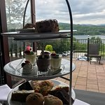 Afternoon Tea with a view!