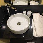 Waschtisch ohne Ablagefläche