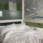 Foto de Hub by Premier Inn London Spitalfields, Brick Lane hotel