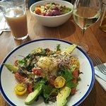 Flax & Kale照片