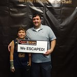 These impressive gentlemen escaped with only two people!