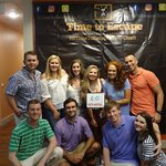 This group made it out with a bunch of time to spare! Great job!