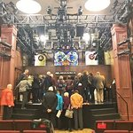 Tour the Actors' Temple -- AKA the synagogue of the stars