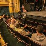 Tour the Historic Hudson Theatre