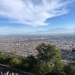 Vista desde el cerro san bernardo, salta