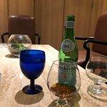 hotel lounge, Hennessy XO