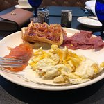 everyday breakfast buffet