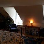 Salita de estar, habitación principal suite 10