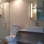 Baño suite 10