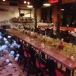 Geburtstagstafel im JJs Raugrund