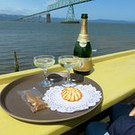 Choose the Cannery Pier for celebrations