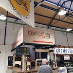 EnigMadrid Craft Beer Bar in supermarket.