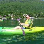 Location de kayak monoplace!