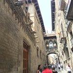 Ảnh về Gothic Quarter (Barri Gotic)