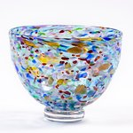 """Fruit Bowl Class – Make a functional footed bowl approximately 5"""" tall by 6"""" wide at the top."""