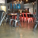 Interior (Metal chairs)