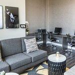 Lobby Lounge Computer Center