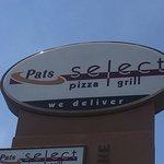 Bild från Pats Select Pizza Grill