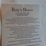Foto de Roly's Bistro
