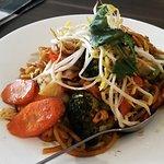 Vegetable Wok
