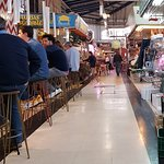 La Crepa in Mercado Vallehermoso.