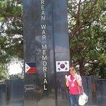 Korean War memorial 🇰🇷