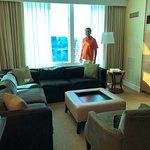 King suite, city view