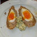 Beautiful Scotch Egg