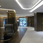 The hotel reception 5