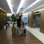 The hotel reception 6