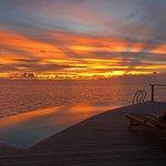 Sunset from the Grand Konotta Villa