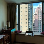 View from room - Lan Kwai Fong Hotel
