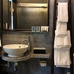 Bathroom at Lan Kwai Fong Hotel