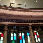 Ryman Auditorium ภาพถ่าย