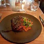 A nice steak