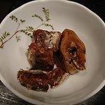 棒鱈。食材が絶える厳寒期の貴重な栄養源・保存食。