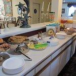 Lighthouse Inn Breakfast