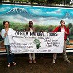 6 days Machame route Via Kilimanjaro Mountain the highest Mount in Africa Tanzania